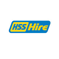 HSS-Hire logo, customer