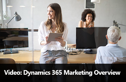 Dynamics 365 Marketing in 2021 Roadmap overview