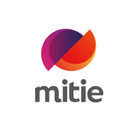mitie logo, UK facilities management