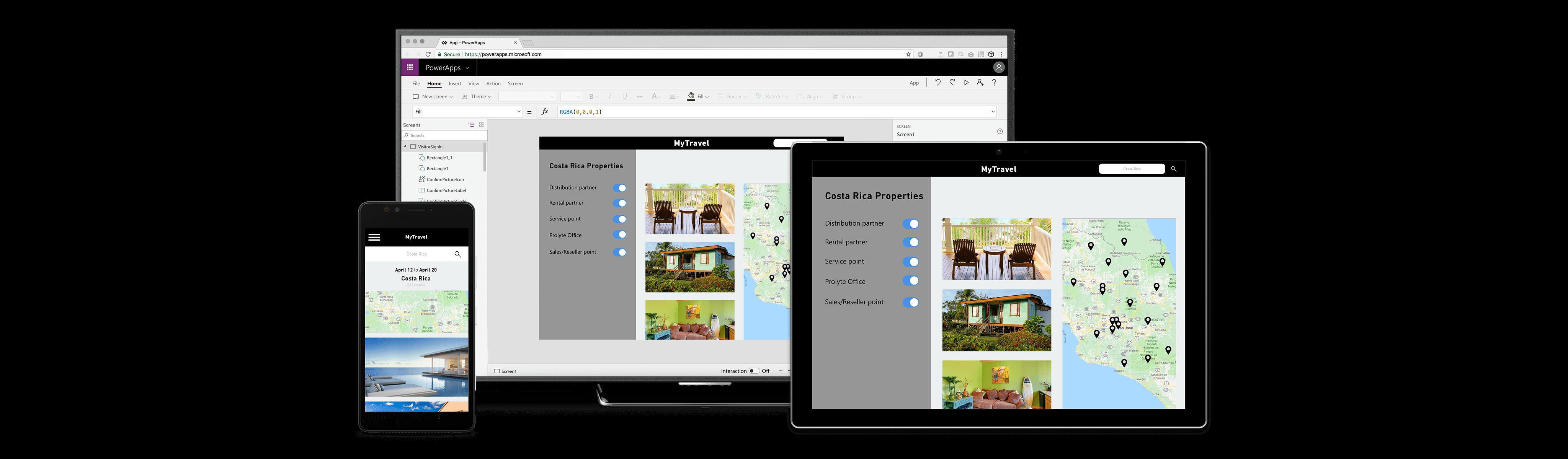 Microsoft PowerApps   Build Custom Business Applications